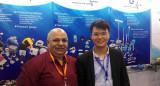 Mumbai Exhibition in India 2015 with client