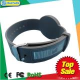 UHF RFID Silicone Wristband