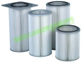 Polyester Air Filter element with PTFE Media