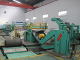 Aluminum Sheet Plate Cutting Line