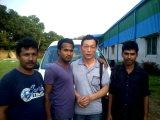 Technician for Bangladesh water plant
