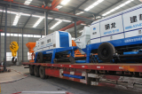 Export concrete pump to Uzbekistan