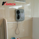Services telephones KNZD-04 Hot line phone Bank Phone Kntech Sip phone