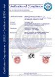CE Certificate for generator
