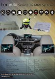 Android video interface for audi with headrest screen display(3GMMI/4GMMI)