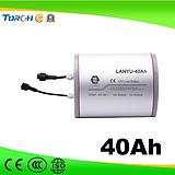 LANYU Brand NEW 40AH Li-ion battery