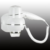 New Wall mounted hair dryer