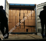 Picture of Shipment of Russian Cylinder Liner