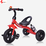 Simple Style Plastic and Metal Kid Tricycle/ cheap price Baby Tricycle