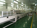 Advance production line
