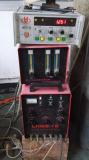 Arc Welding Machine for making temperature sensing element