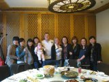 Poland client visit our company in XI′AN