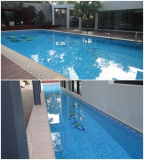 DAYI Villa swimming pool project