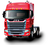 JAC 6X4 380HP Tractor Truck