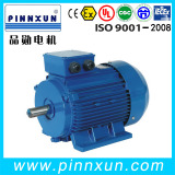 Y2 pump and blower use motor