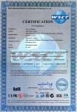 FCC Certificate SC-WC11 RGB Controller