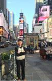 We visit New York City