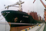 Bulk Vessel loading 2