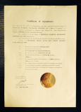 Certificate of Incumbency