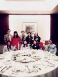 Vitas Lace New Year Meal in last day of 2015