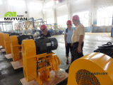Customer From Germany Visit Our Factory