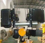 20ton BMG European type wire rope hoist with ABM motor