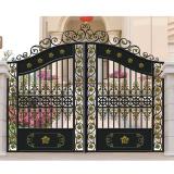 Villa Aluminum Garden Gate