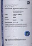 CE of TTail Lift