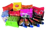 Packaged Instant Noodles