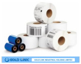 Self Adhesive Thermal Paper Sticker