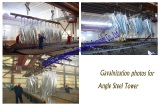 Hot dip galvanized for angle steel