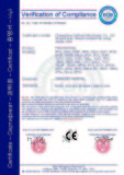 CE Certificate of Feed Machinery