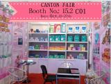Canton Fair (Oct.23-27, 2016) Booth: 15.2 C01
