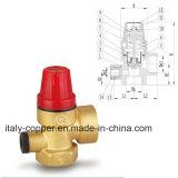 Quality Automatic Brass safety valve (IC-3064)