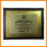 we are audited supplier in shenzhen city china