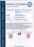 CE of Nitrogen Generator