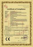 Alsonled certification