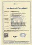 CE-EMC Certificate of led street light