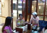 Panama clients order hotel project door
