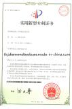 diamond tool patent 1