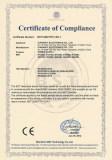CE-EMC-Certificate-Desktop Type Power Adapter