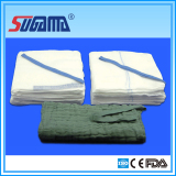 OEM Cotton Non-Sterile Gauze Lap Sponges for Surgical Use (non-washed and pre-washed available)