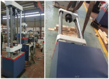 Machine for Fasteners tensile test