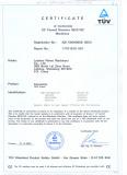 CE certificate for drill press