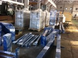 MACHINES AND SPARE PARTS FOR SHIPMENT