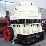 The basic structure of cone crusher