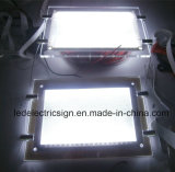 double side led crystal led light box