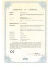 CE Certification for G4 G9 LED Lamp