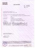 CSA(Canada) Certificate-Shoring Frame