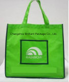 Promotional Customized Logo Shopping Non woven Bag for Supermarket
